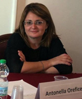 Aster Academy International - Comitati - Dott.ssa Antonella Orefice