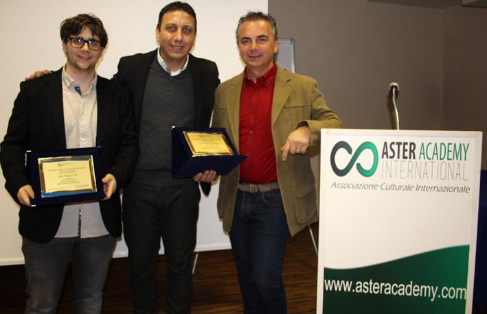 Coordinatori Aster Astronomy